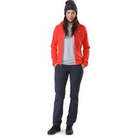 Arc'teryx Delta LT - Chaqueta Mujer - rojo